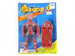 Spider Man & Scooter toys