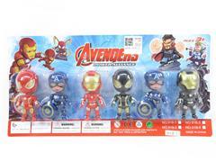 Avenger(6in1) toys
