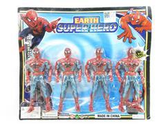 Spider Man W/L(4in1) toys