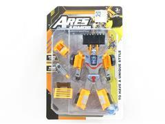Transforms Construction Truck toys
