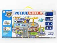 Diy Police Station