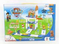 Diy Orbit Park Set