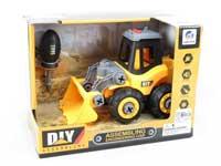 Diy Construction Truck W/M