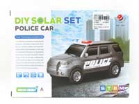 Diy Solar Police Car