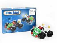 Diy Metal Racing Car