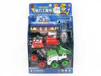 Diy Construction Truck(2S)