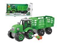 Diy Farmer Truck W/M