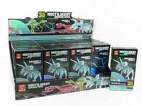 Diy Luminous Dinosaur Skeleton(24in1) toys