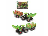 Diy Farmer Truck W/L_S toys