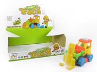 Diy Construction Truck(3in1) toys