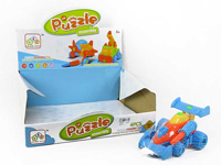 Diy Car(4in1) toys
