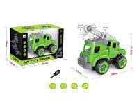 Diy Crane W/L_S toys