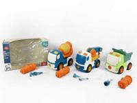 Diy Construction Truck(3S)