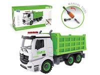 Diy Sanitation Truck