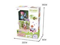Diy Pet Room W/L_M toys