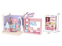 Diy Locker Room W/L_M toys