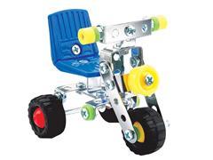DIY Motorcycle(74pcs) toys