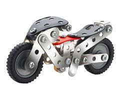 DIY Motorcycle(68pcs) toys