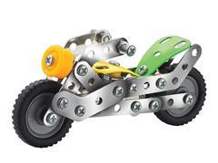 DIY Motorcycle(76pcs) toys