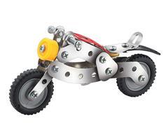 DIY Motorcycle(65pcs) toys