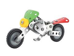 DIY Motorcycle(69pcs) toys