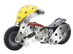 DIY Motorcycle(67pcs) toys