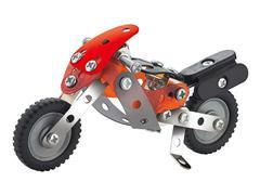 DIY Motorcycle(72pcs) toys