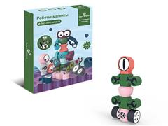 Diy Magnetic Robot(2C) toys
