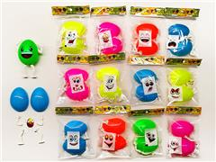 Diy Egg toys