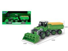 Diy Farm Truck toys