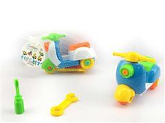 Diy Motorcycle(2C) toys