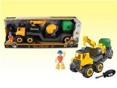 Diy Truck toys