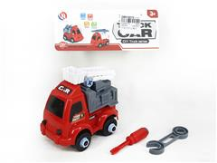 Diy Fire Engine toys