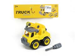 Diy Construction Car toys