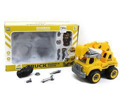 Diy Construction Truck