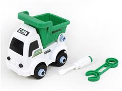 Diy Sanitation Truck toys