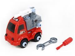 Diy Fire Engine toys