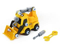 Diy Construction Truck toys