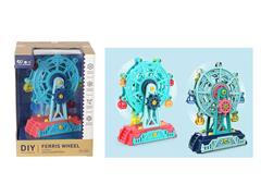 Diy  Ferris Wheel(2C) toys