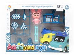 Diy School Bus toys