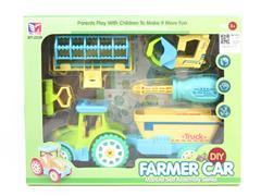 Diy Farmer Truck toys
