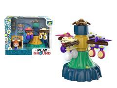 Diy Rotation Tree toys