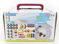 Magnetic Block Car(35pcs)