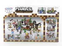 Blocks(381pcs)