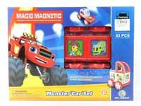 Magnetic Block(43pcs)