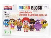Blocks(1132pcs)