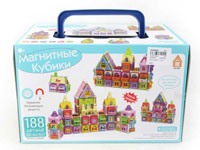 Magnetic Block W/L(188PCS)