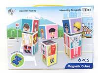 Magnetic Block(6pcs)