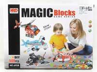Blocks(508pcs)