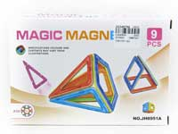 Magnetism Block(9PCS)